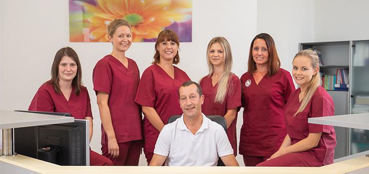 Das Team der Praxis Dr. Beyer